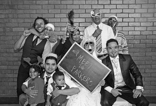 DK Photography dsc_3404-bw Gaironesa & Zubair's Wedding  Cape Town Wedding photographer
