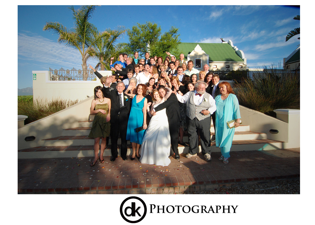 DK Photography frame14 Carla-Marié & Rudi's Wedding in Stellenbosch Wine Farm  Cape Town Wedding photographer