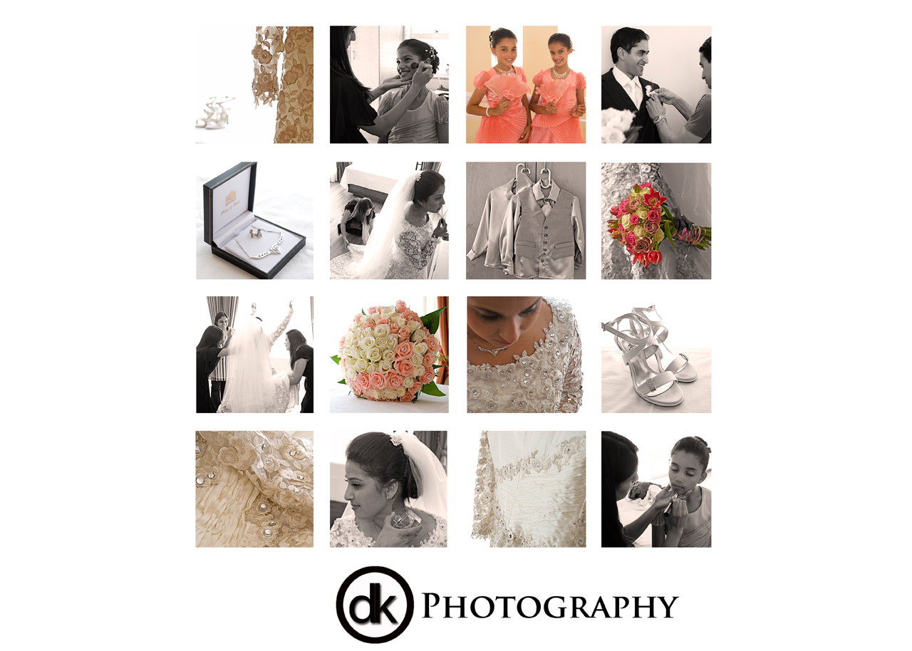 DK Photography frame-collage Samiha & Imran's Wedding...  Cape Town Wedding photographer