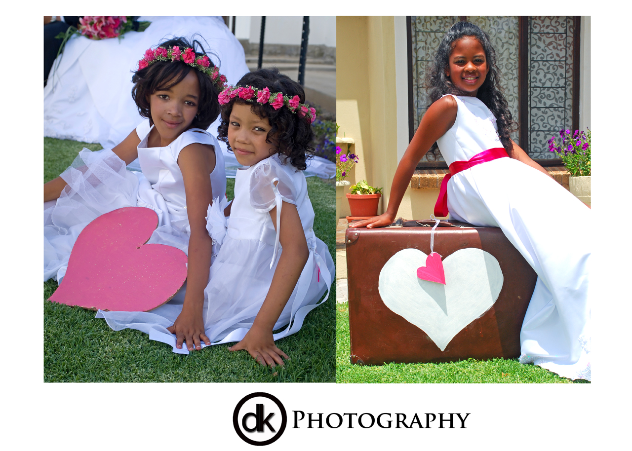 DK Photography girls-w-hearts Props We Love...  Cape Town Wedding photographer