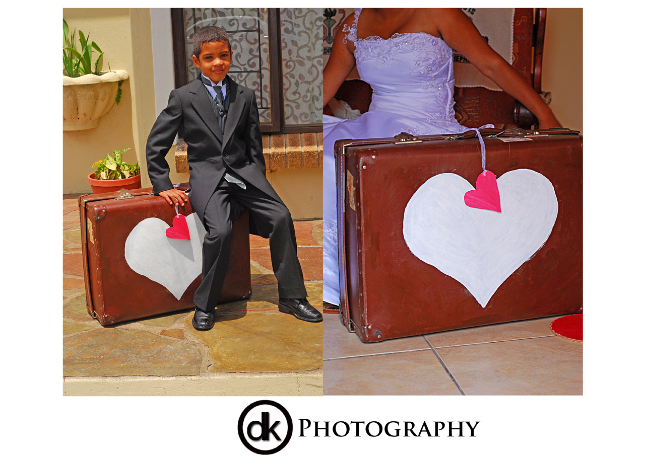 DK Photography suitcase Props We Love...  Cape Town Wedding photographer