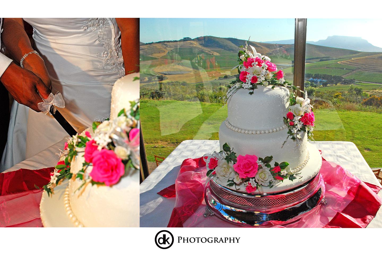 DK Photography az-cake Wedding Cake vs. Cup Cake  Cape Town Wedding photographer